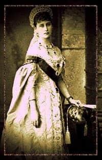 Grand Duchess Elizaveta Fedorovna of Russia