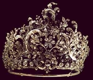 Queen Charlotte of Wurttemberg's tiara