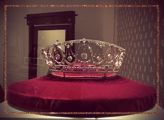 Grand Duchess Hilda of Baden's Tiara | from Who Stole Grand Duchess Hilda of Baden's Tiara?