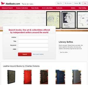 AbeBooks.com online storefront