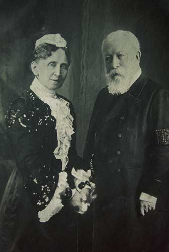 Friedrich I and Louise of Baden