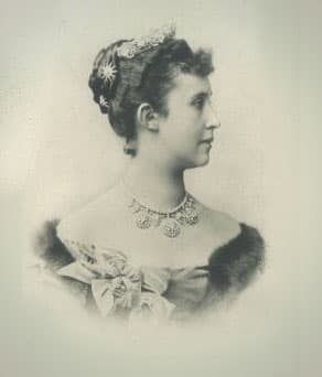 Hereditary Grand Duchess Hilda of Baden. Public domain via Wikimedia Commons.