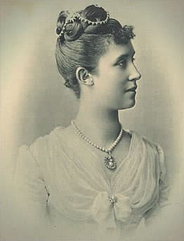 Princess Hilda of Nassau. Public domain via Wikimedia Commons.