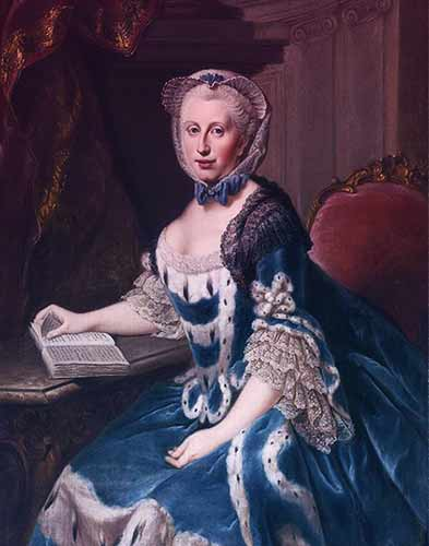 Princess Augusta of Great Britain