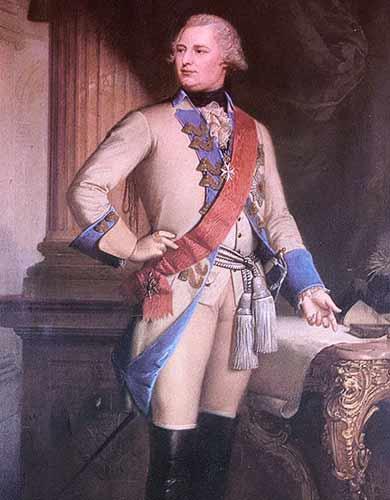 Duke Friedrich of Württemberg