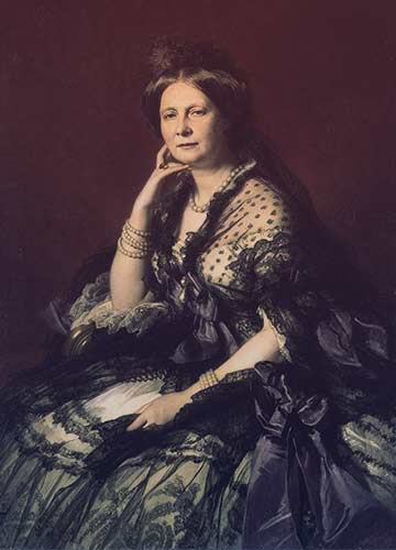 Grand Duchess Elena Pavlovna of Russia