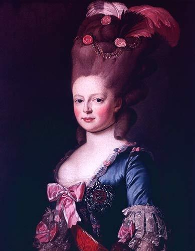 Grand Duchess Maria Feodorovna