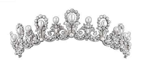 Archduchess Marie Valerie's tiara