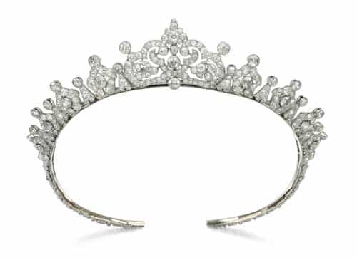Lady Smith's tiara