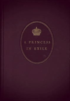 A Princess in Exile by Grand Duchess Maria Pavlovna | The Girl in the Tiara 2019 Royal Reading List