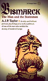 Bismarck: The Man and the Statesman by AJP Taylor | The Girl in the Tiara 2019 Royal Reading List