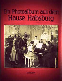 Ein Photoalbum aus dem Hause Habsburg | The Girl in the Tiara 2019 Royal Reading List
