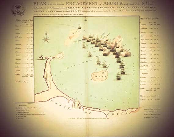 George III Map Collection: Abukir Bay