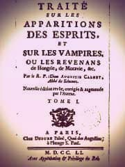 Calmet's book