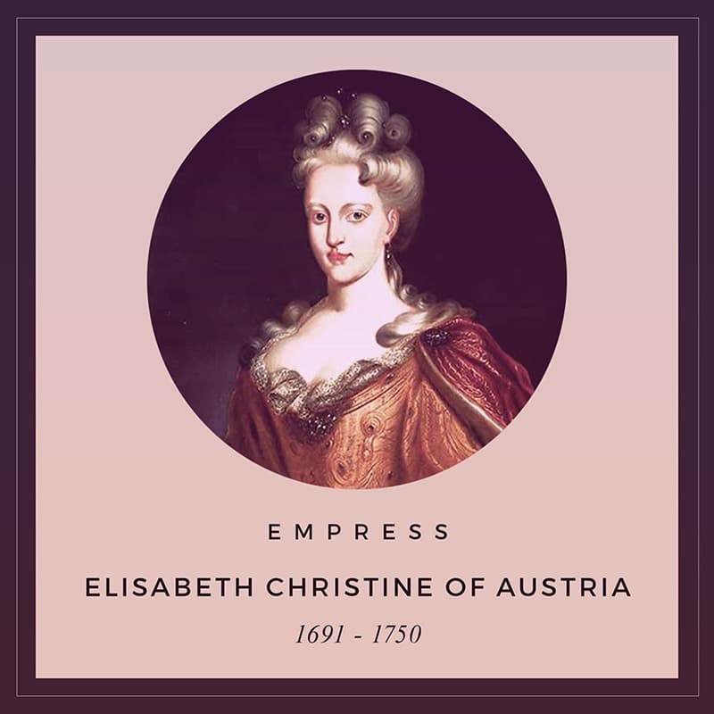 Empress Elisabeth Christine of Austria
