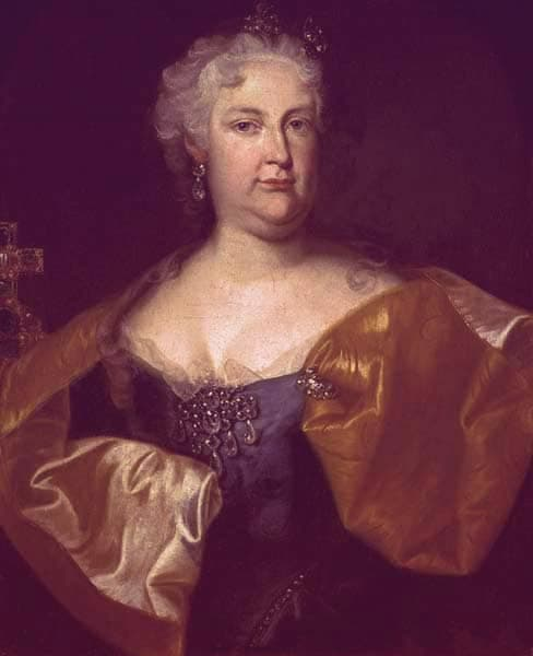 Empress Elisabeth Christine of Austria, middle-aged