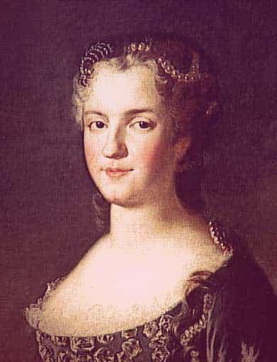Maria Leszczynska, Queen of France