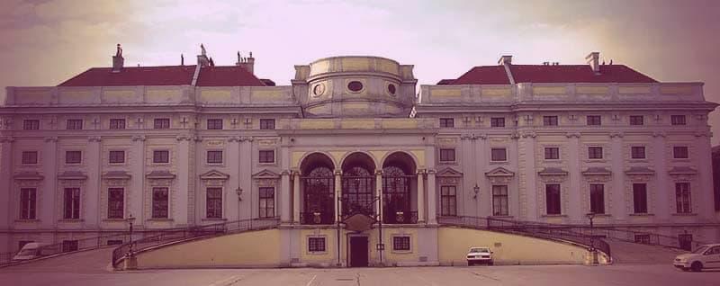 Palais Schwarzenberg in Vienna