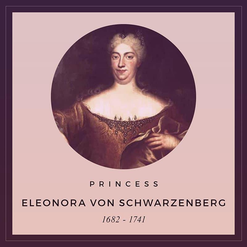 Princess Eleonora von Schwarzenberg | From Was Eleonora von Schwarzenberg a Real-Life Vampire Princess? on GirlInTheTiara.com.