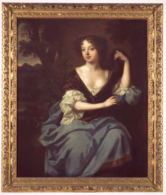 Louise de Kerouaille, Duchess of Portsmouth by Sir Peter Lely
