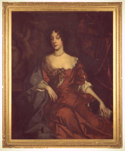 Mary of Modena by Sir Peter Lely