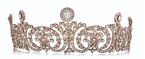 Lady Bathurst's tiara
