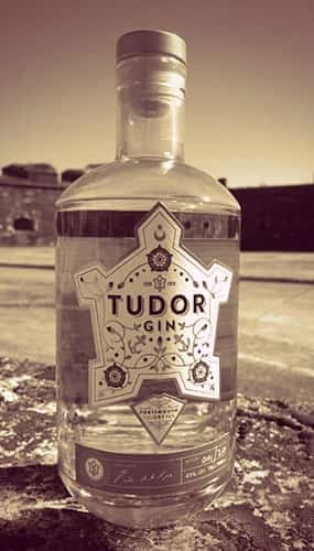 Tudor Gin by the Portsmouth Distillery