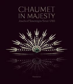 Chaumet in Majesty exhibition book