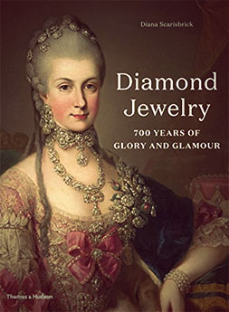 Diamond Jewelry by Diana Scarisbrick