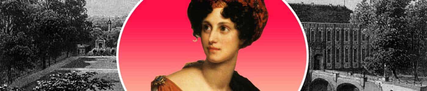 Dorothea, Duchess de Dino