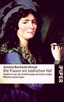 Women of the Baden Court by Annette Borchardt-Wenzel