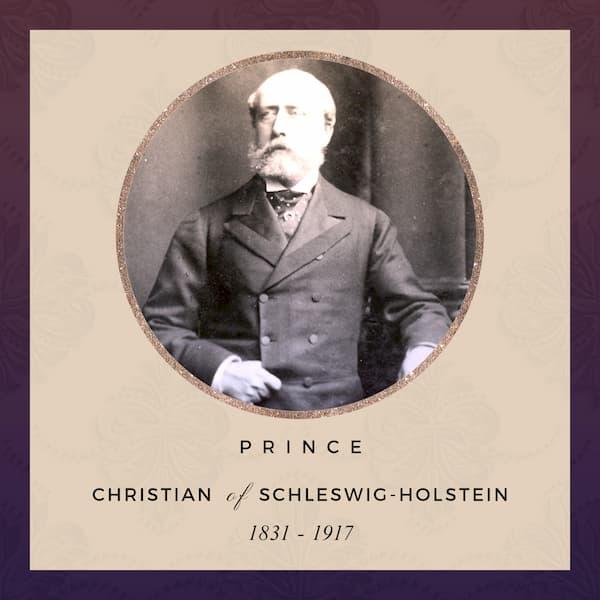Prince Christian of Schleswig-Holstein 1831-1917