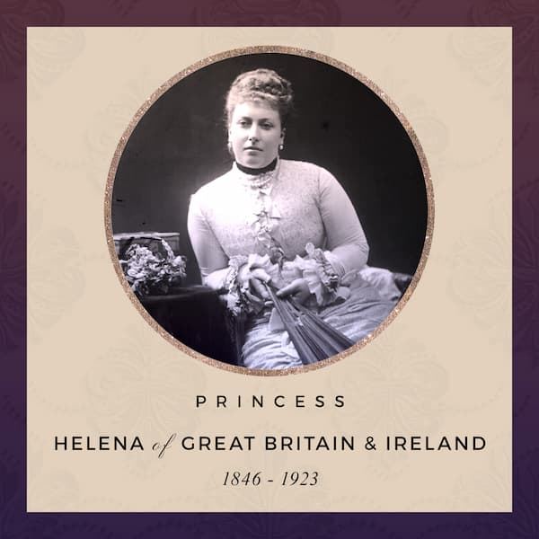 Princess Helena of Great Britain and Ireland 1846-1923