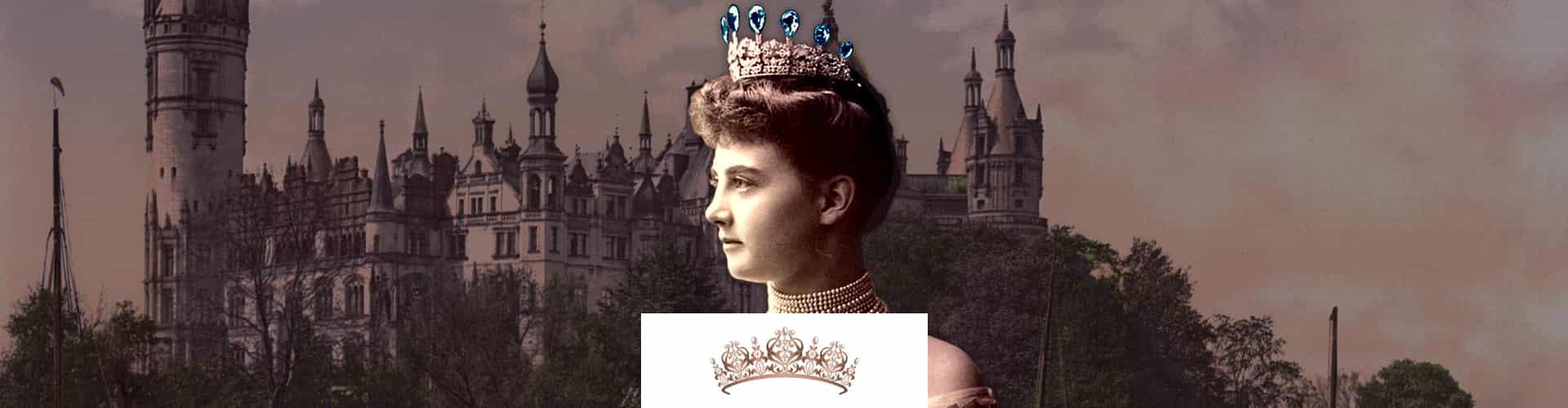 Alexandra of Mecklenburg-Schwerin's Tiara