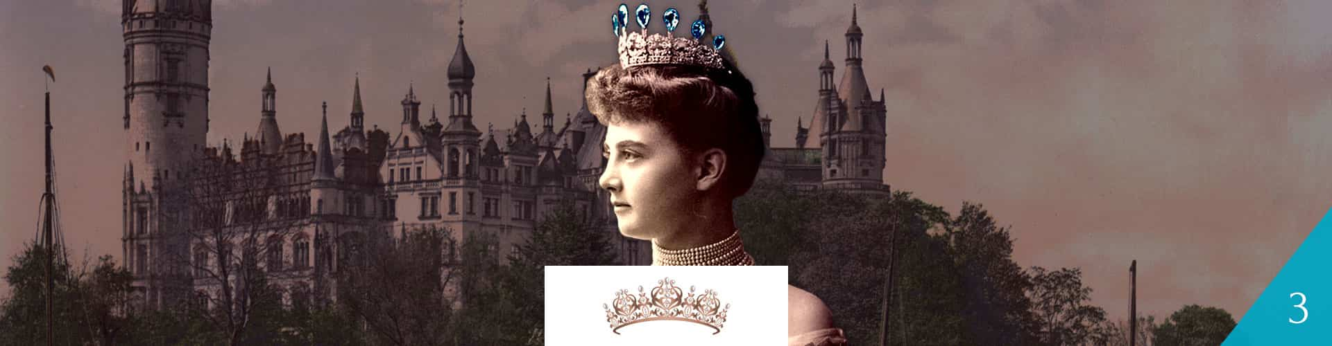 Alexandra of Mecklenburg-Schwerin's Tiara, Part 3