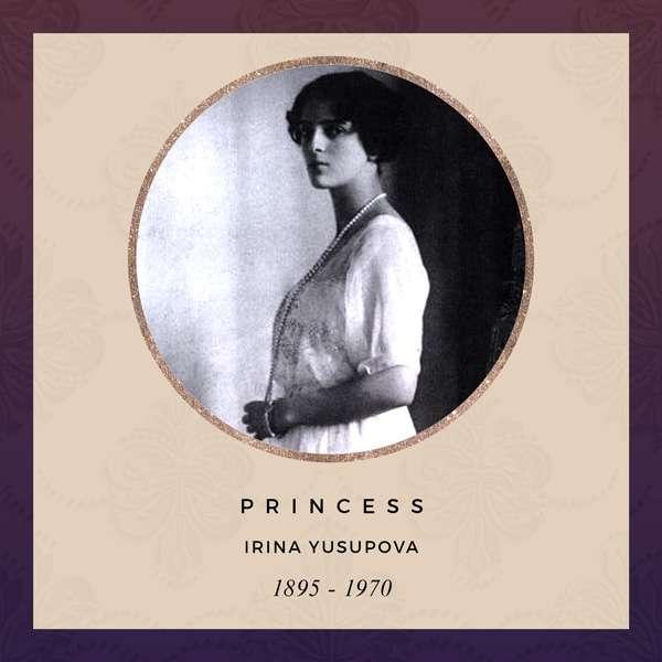 Princess Irina Yusupova
